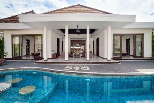 D G Villas 1 2 3 Bedrooms Villas For Rent In Nusa Dua Bali